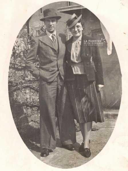 Hélène et Louis QUELLIEN